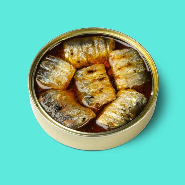 lomos sardinas escabeche