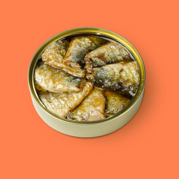 colas de sardinas a la brasa